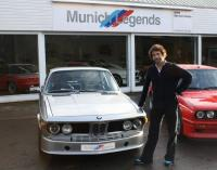 Jay Kay collects his CSL