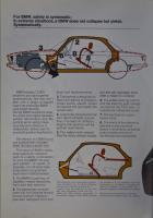 Original BMW E9 Brochure