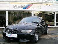 BMW Z3 S54 M Coupe