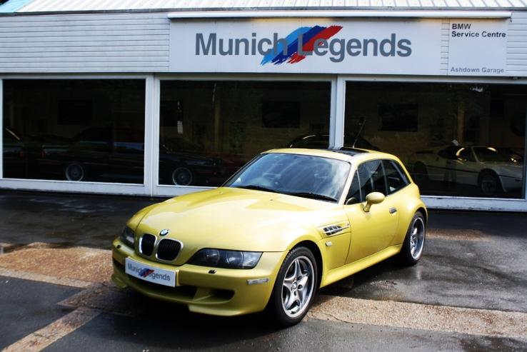 BMW  Z3M S54 Coupe