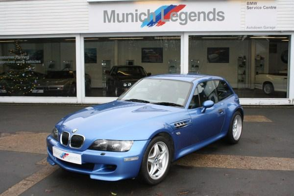 BMW Z3 M Coupe (S54)