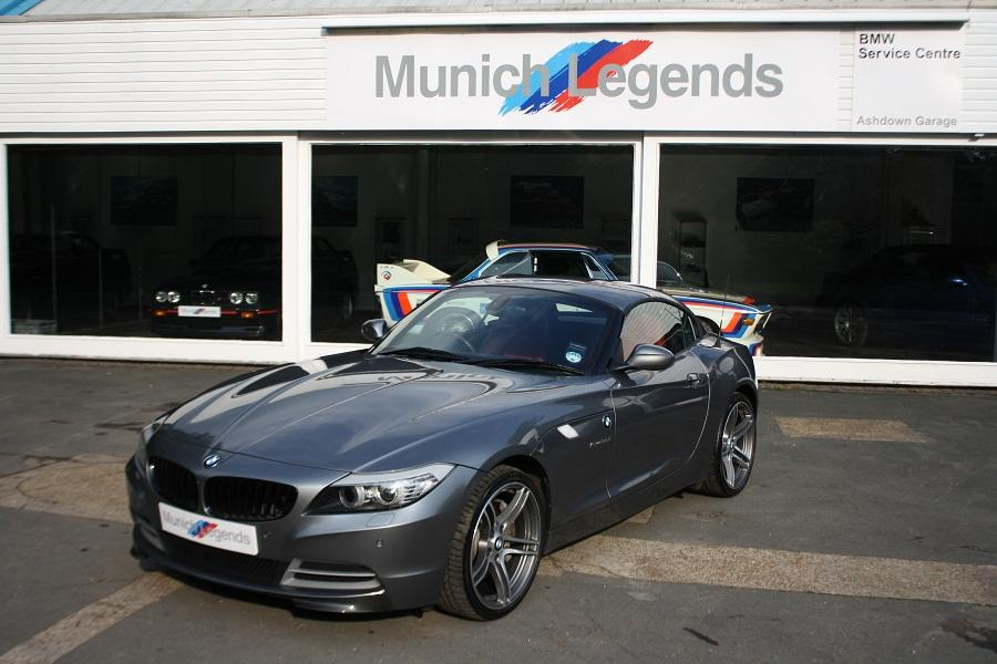 BMW Z4 SDrive Roadster