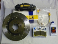 AP Racing E46 M3 Big Brake Kit