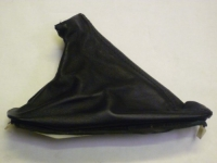 E36 3Series Black Leather Handbrake Gaiter