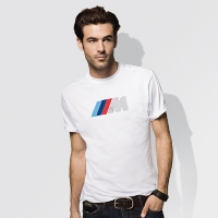 M Mens Fan T-Shirt (White)